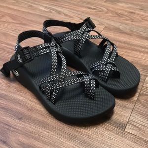 Chaco double strap sandals